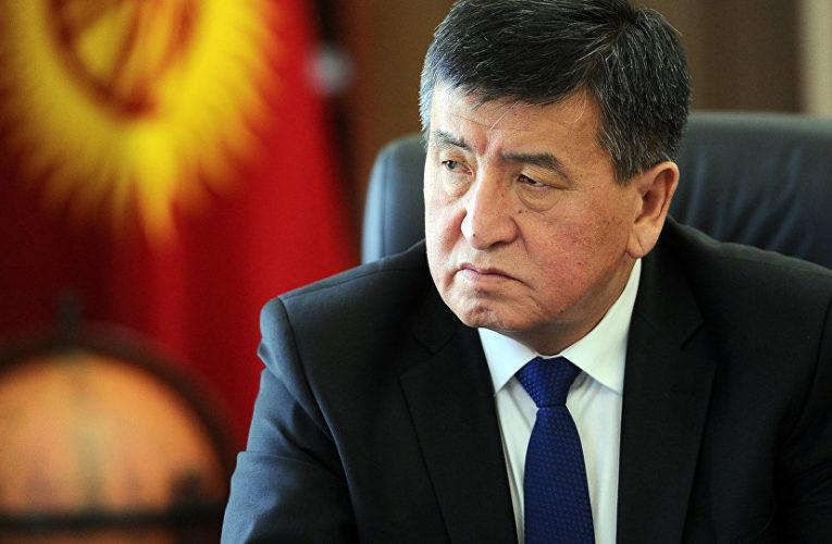 Президент Киргизстану заявив про готовність піти у відставку, як тільки країна встане на шлях законності