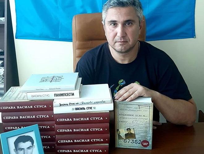 Після рішення суду про заборону книги про поета Стуса весь її тираж розкупили – видавництво