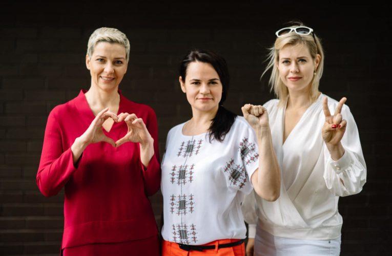 Белорусских оппозиционеров выдвинули на Нобелевскую премию