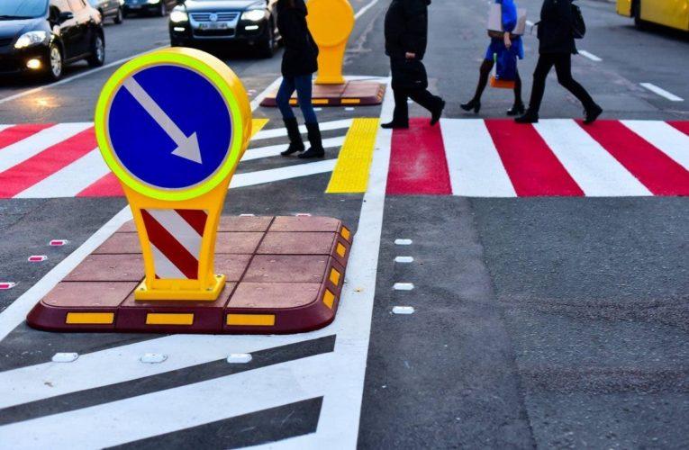 На украинских дорогах вводятся новые стандарты безопасности