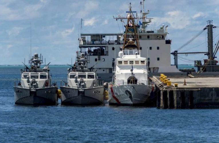 Новая база ВМС Украины начала действовать на Черноморском побережье
