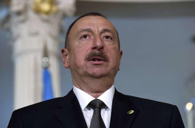 Президент Азербайджана назвал виновных в ситуации в Нагорном Карабахе