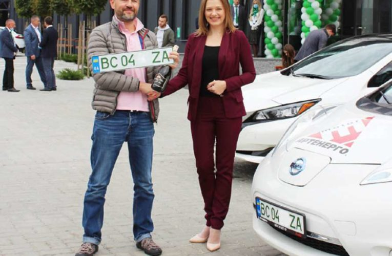 В Украине появятся новые номерные знаки
