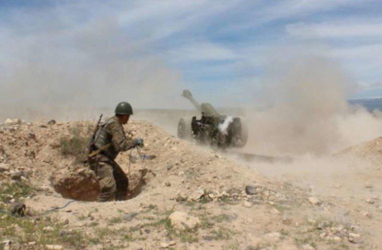 Азербайджан захватил позиции армянского спецназа (Видео)