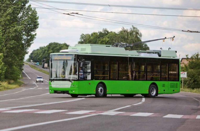 В Харькове появятся «гибридные» троллейбусы