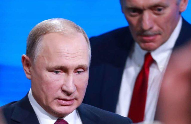 В Кремле отреагировали на санкции ЕС за отравление Навального