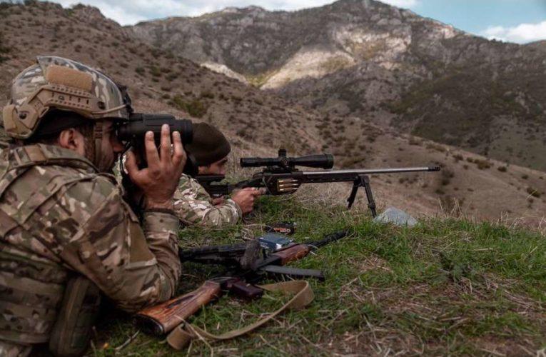 Нагорный Карабах закрыли