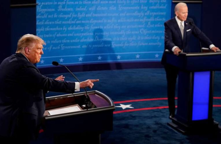 Выяснилось, о чем будут говорить Трамп и Байден на президентских дебатах