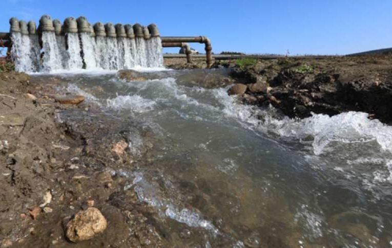 Кремль подготовил «план надежного водоснабжения Крыма»