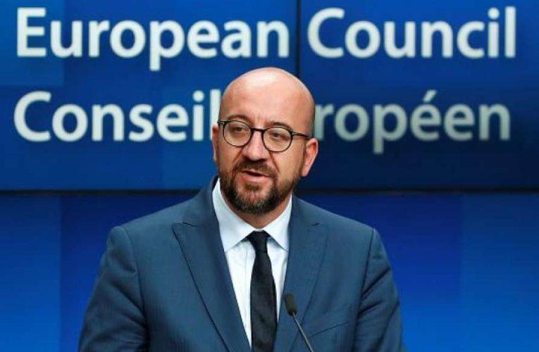 Евросовет объявил о созыве экстренного саммита Евросоюза