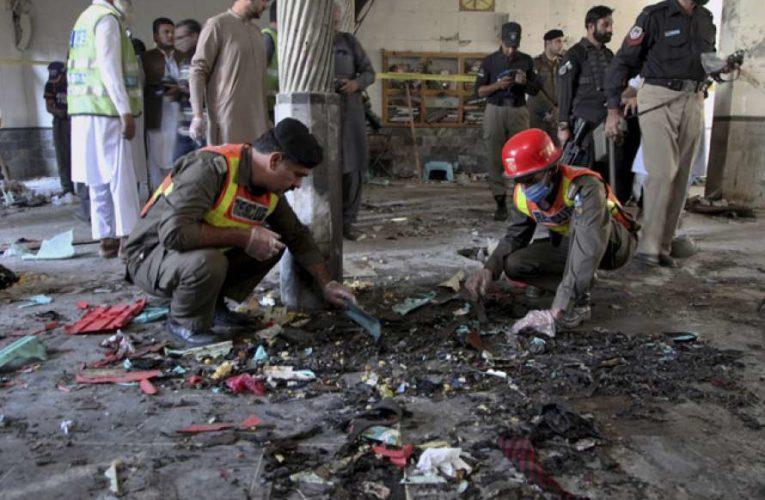 Террористы взорвали школу, погибли дети