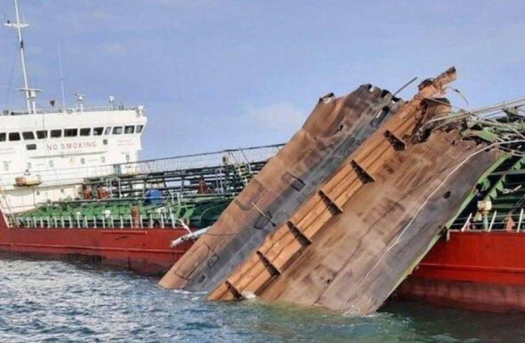 Обнаружены останки членов экипажа танкера «Генерал Ази Асланов», потерпевшего крушение в Азовском море