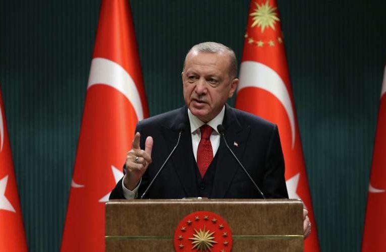 Эрдоган обвинил Кремль в эскалации кровопролития в Сирии