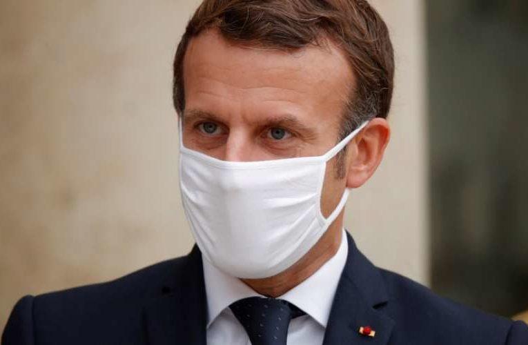 Во Франции объявлен общенациональный карантин