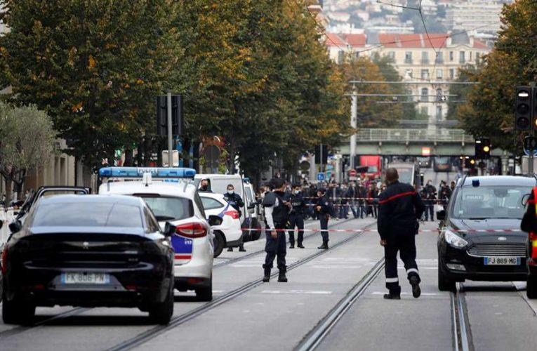 Во Франции совершен теракт