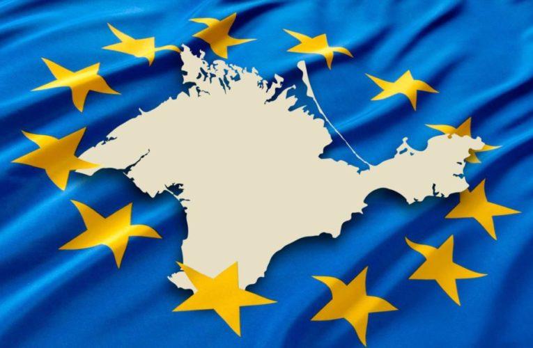 Власти Крыма намерены добиваться отмены санкций ЕС