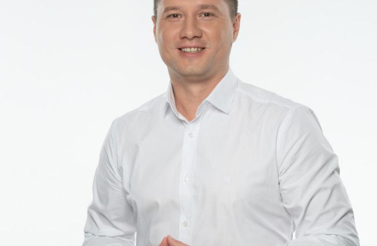 Михайло Терентьєв розповів, чому обрав саме партію «Удар»