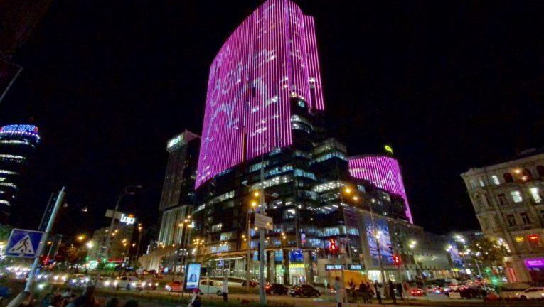 ТРЦ «Гулівер» долучився до «рожевого» жовтня