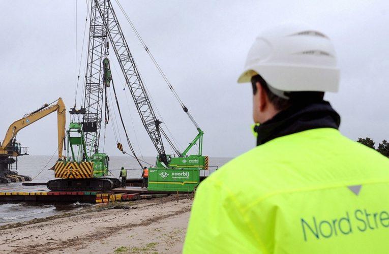 По «Северному потоку – 2» Дания приняла окончательное решение