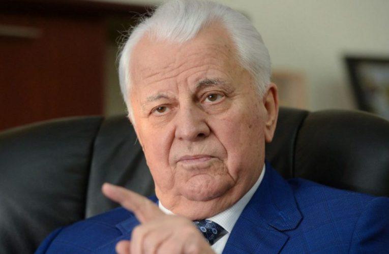 Глава делегации по ТКГ Леонид Кравчук высказался о позиции Фокина