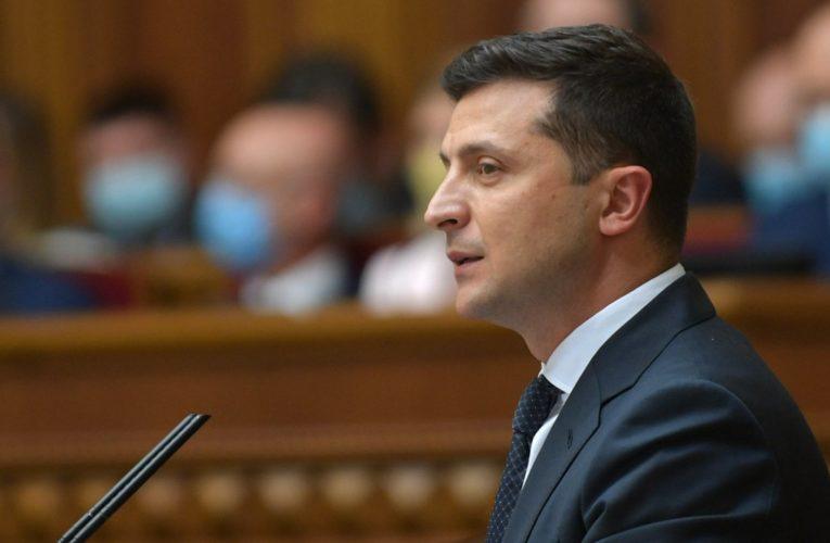 Зеленский озвучил главные послания нардепам и украинскому народ