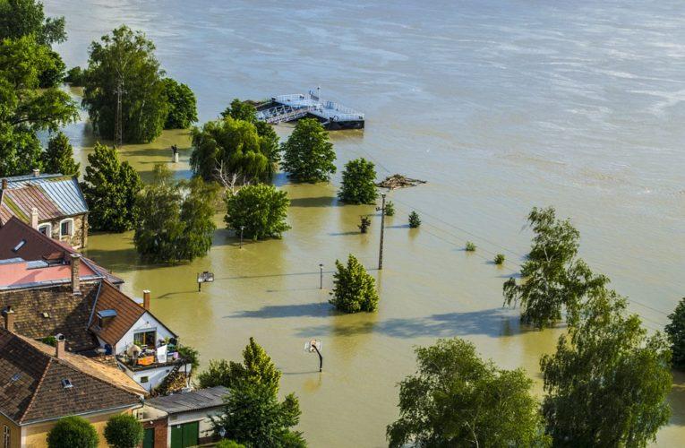 Ученые выяснили, что повышение уровня углерода увеличивает риск наводнений