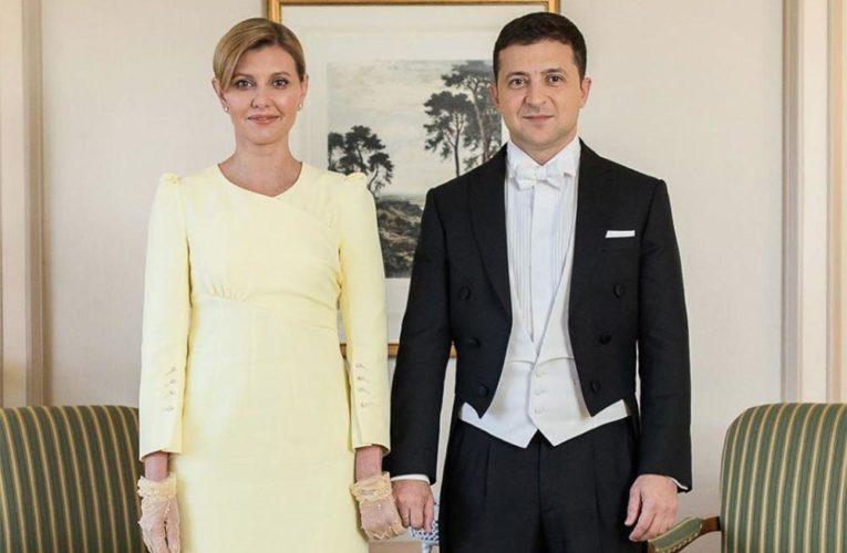 Зеленский с супругой посетят Великобританию и встретятся с принцем Уильямом и Кейт Миддлтон