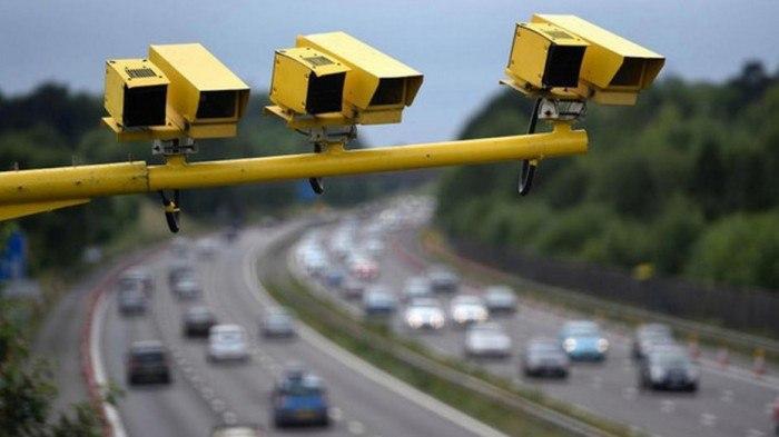 В Украине внедрят еще один метод фиксации превышения скорости
