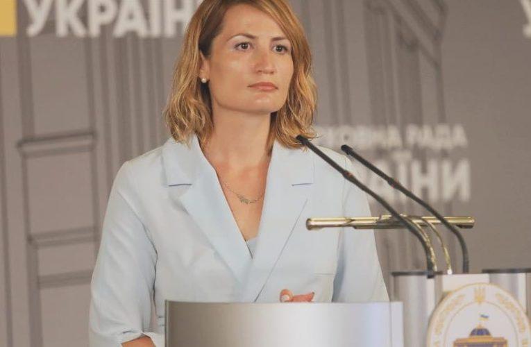 Ольга Стефанишина:Суди над лікарями, які померли від COVID-19-це ганьба!
