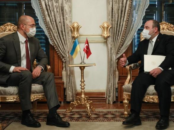 Украина и Турция обсудили торгово-экономическое сотрудничество