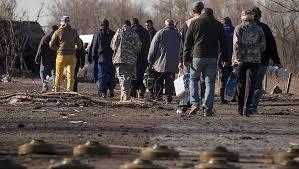 Украина подала оккупантам список на обмен пленными
