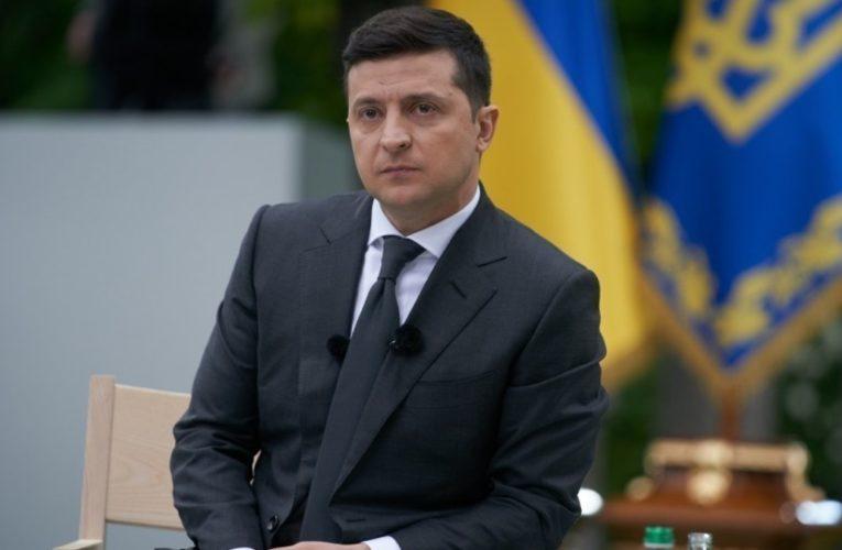 Зеленский выиграл суд у мэра Черкасс