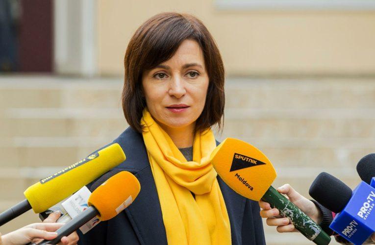 Названа дата визита президента Молдовы в Украину
