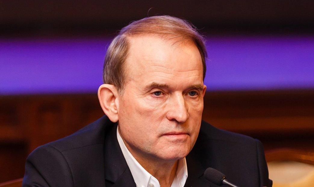 Виктор Медведчук: Единственный выход из политического кризиса в Украине - это  роспуск Парламента - svoboda.ua