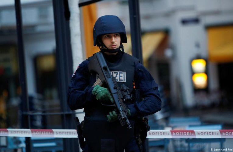 Теракт у Відні: четверо загиблих