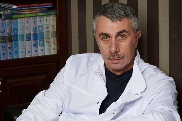 Комаровский объяснил, почему многие не болеют Covid-19