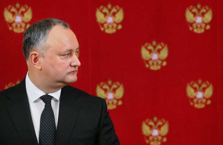 Проигравший президентские выборы в Молдове Игорь Додон готовиться ехать Россию