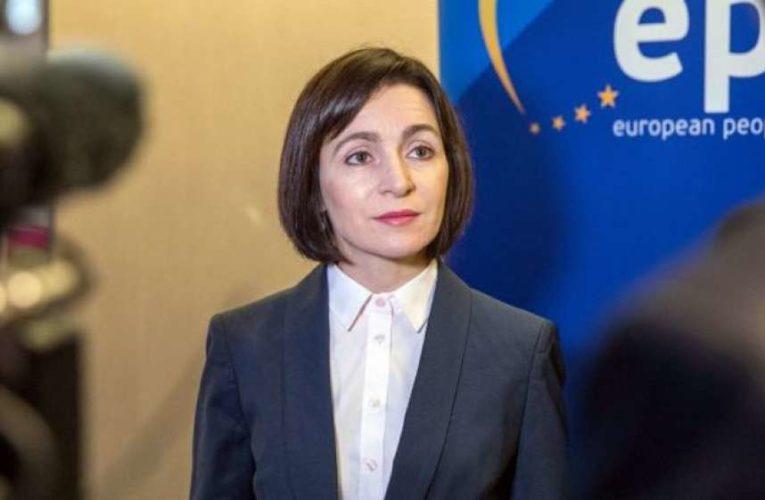 Санду приедет в Москву для обсуждения вопроса Приднестровья