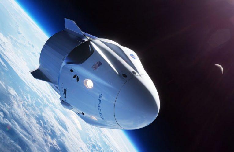 Космический корабль Crew Dragon с четырьмя астронавтами стартовал к МКС