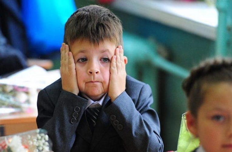 В Министерстве образования предложили отдавать детей в школу с 5 лет