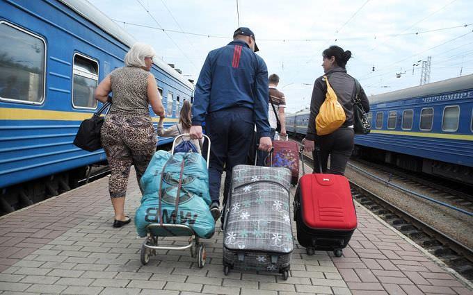 Названа численность зарегистрированных переселенцев, которые проживают в ОРДЛО