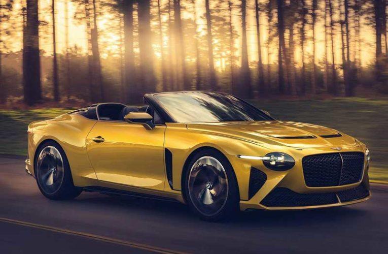 Bentley до 2030 року повністю перейде на електромобілі