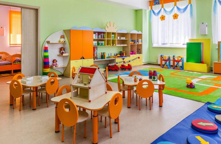 Детские сады Киевщины массово закрываются на карантин