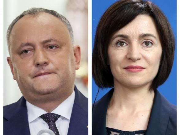 Стало известно, кто лидирует на выборах президента в Молдове