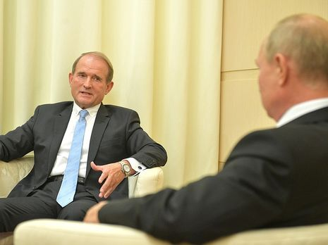 Андрей Богдан: Медведчук может убедить Путина сделать шаг назад