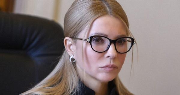 Юлия Тимошенко осталась без косы (Фото)
