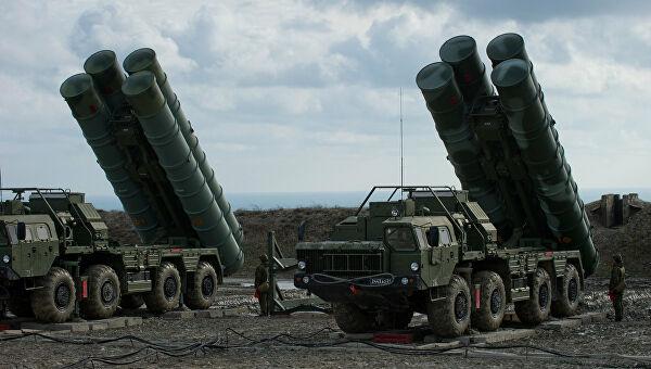 Вашингтон наказал Анкару за покупку российских С-400