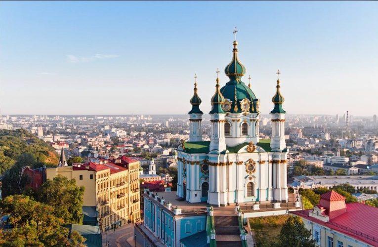 Андреевскую церковь откроют для посетителей