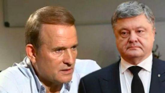 Медведчук и Порошенко объединились ради перевыборов в Раду – эксперт
