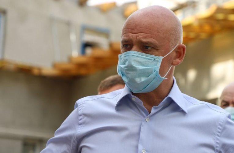 Мэр Одессы заболел коронавирусом